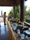 Inle Lake, Myanmar-Part Of The Breakfast Buffet