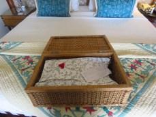 Oberoi Amarvillas–laundry