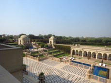Oberoi Amarvillas Grounds