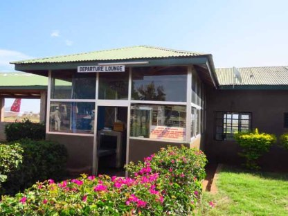 Tanzania–Lake Manyara Airstrip