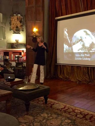 Tanzania–Ngorongoro Crater–Louise Leakey