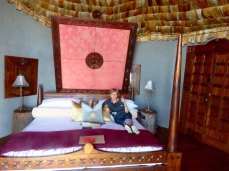 Tanzania–Ngorongoro Crater Lodge Our Bedroom