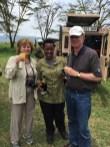 Tanzania Lunchtime Toast–Ngorongoro Crater