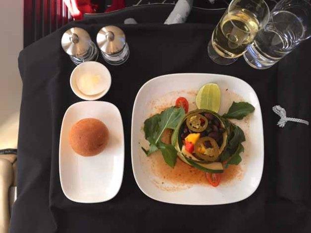 Appetizer–lovely Presentation