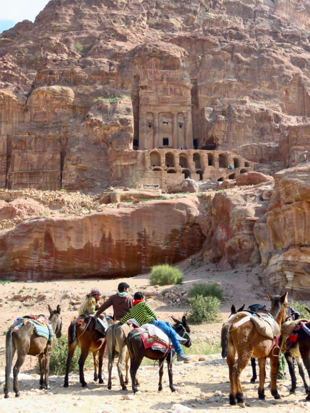 Petra–Royal Tombs