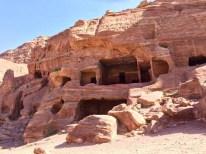Petra–More Tombs