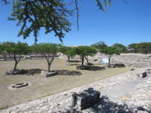House of the Longest Night–Sunken Patio, Cañada de la Virgen, San Miguel de Allende