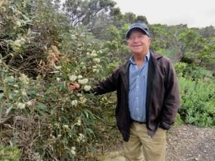 Kangaroo Island–guide Ron Swan