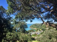 Waiheke Island, overlooking Palm Beach