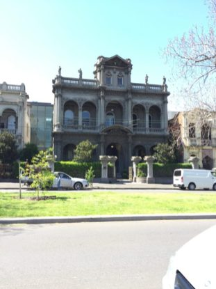 Melbourne–Mansion in Little Italy