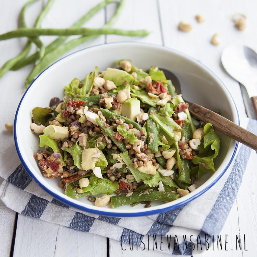 Salade boontjes1