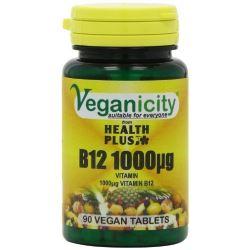 B12 Veganicity 1000 mcg