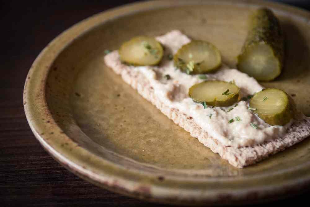 fromage crémeux express de cajou