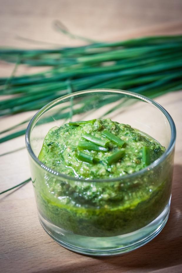 recette de pesto vegan facile cuisine végane pour débutant recette vegan facile