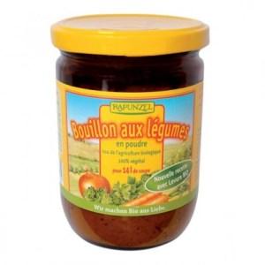 bouillon aux légumes vegan bio Rapunzel