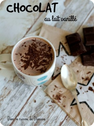 Vegan recipe : hot chocolate