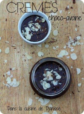 Vegan recipes : chocolate mousse