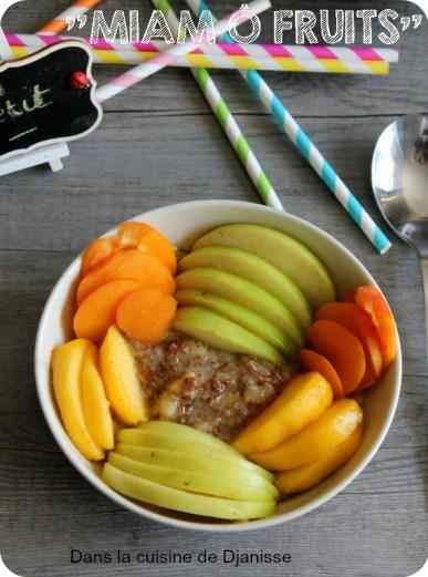 Miam Ô Fruits