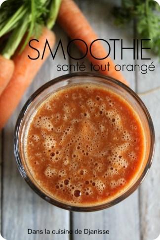 smoothie santé