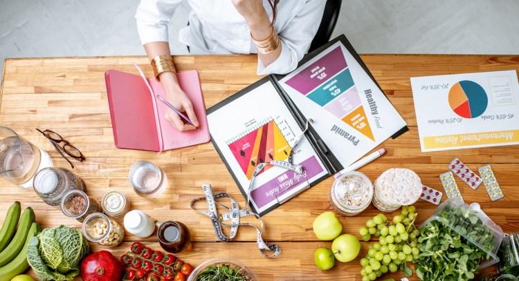 Mediterranean Diet Serving Recommendations Guide