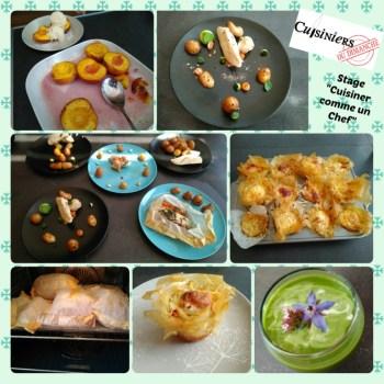 Journée chic, stage cuisiner come un chef !