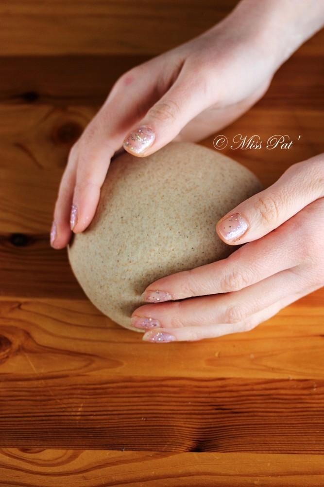 pain au levain boule miss pat