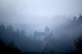Kastil Bran Rumania