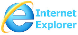 Internet Explorer Browser Logo