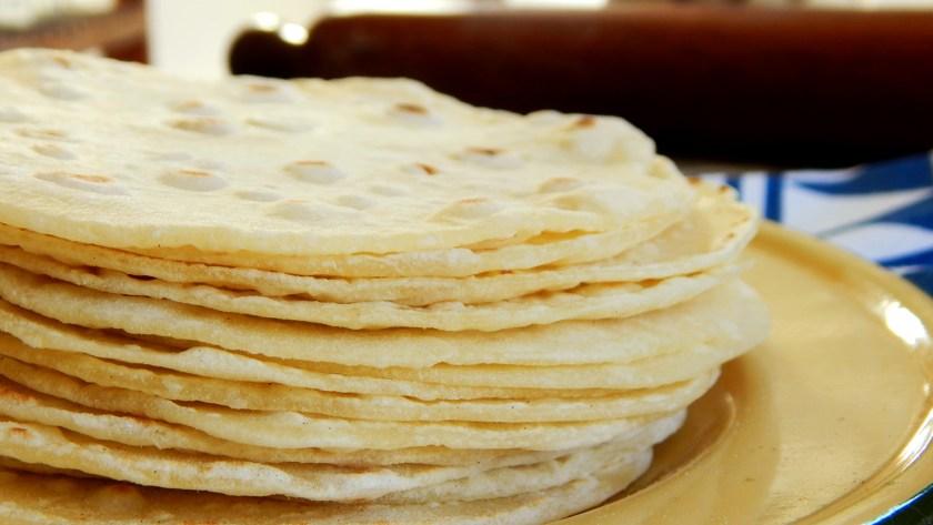 tortillas mexicanas masa para tacos rapiditas caseras