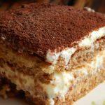 tiramisu receta clasica mascarpone italia