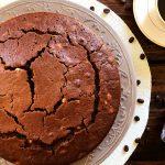 torta de cafe cacao avellanas