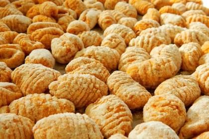 ñoquis de zapallo calabaza gnocchi