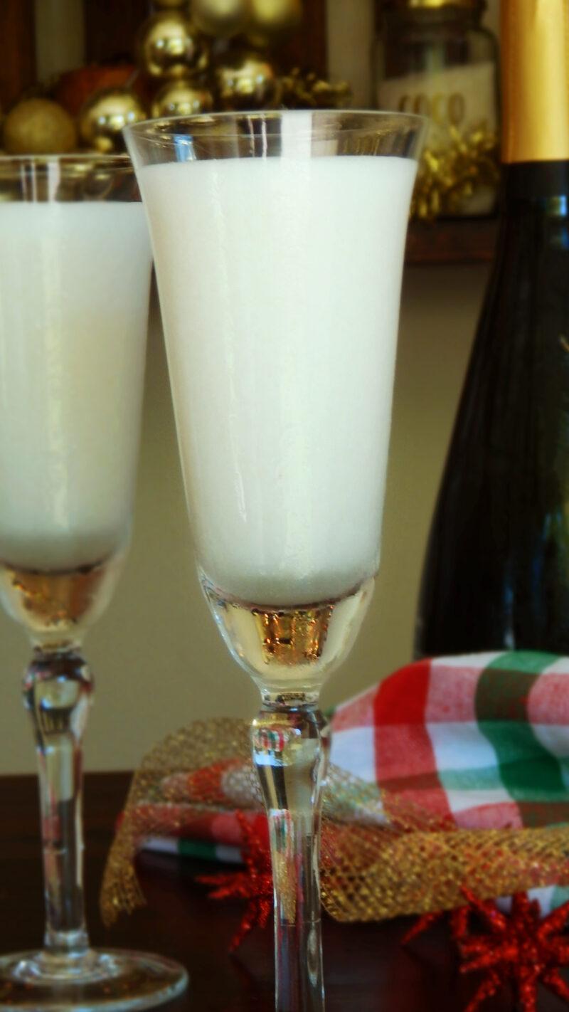 lemonchamp lemon champ helado espumante trago postre