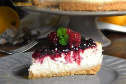 cheesecake receta clasico new york
