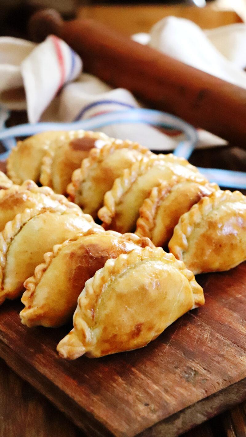 empanadas criollas carne relleno argentina
