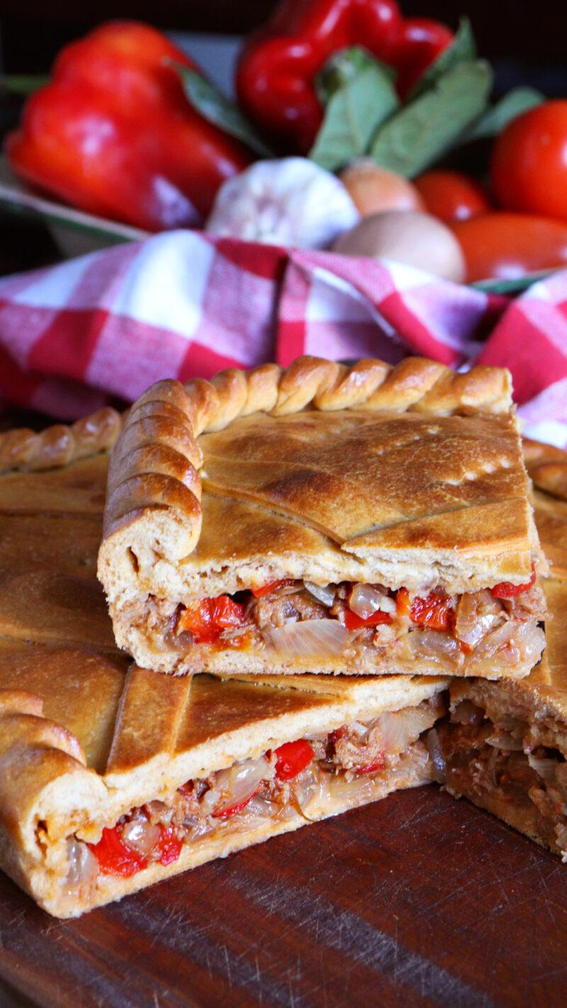 empanada gallega tarta de atun pascua