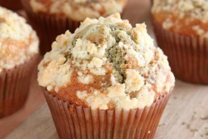 muffins vainilla marmolado yerba mate magdalena