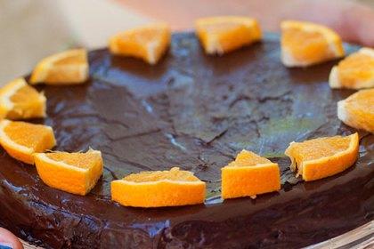 Torta od narnče i čokolade