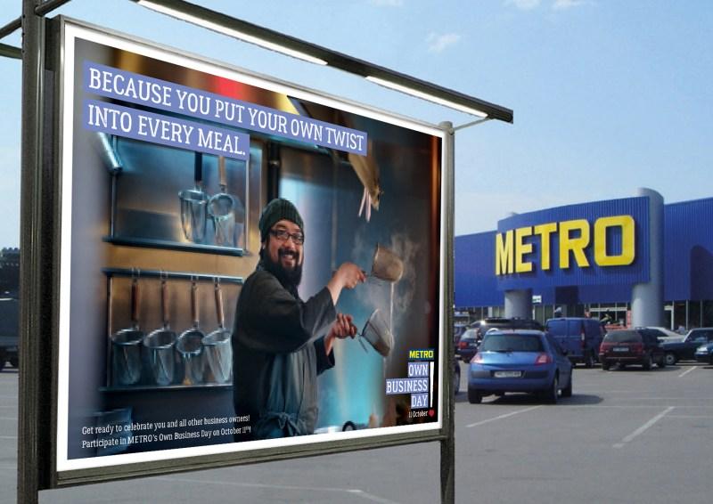 Metro - dan mog poslovanja