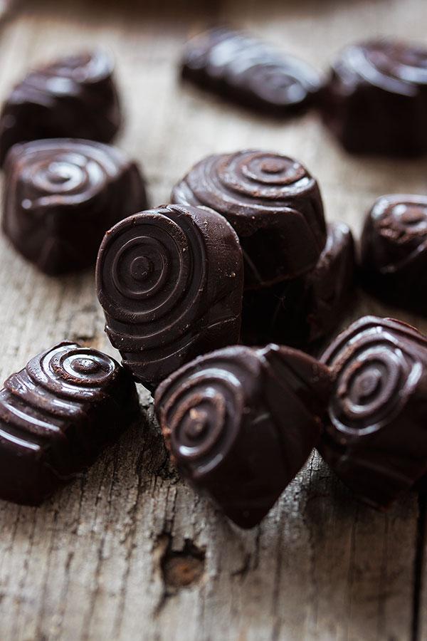 Zdravije domaće čokoladice