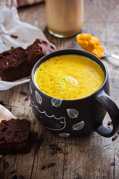Zlatno mlijeko s kurkumom