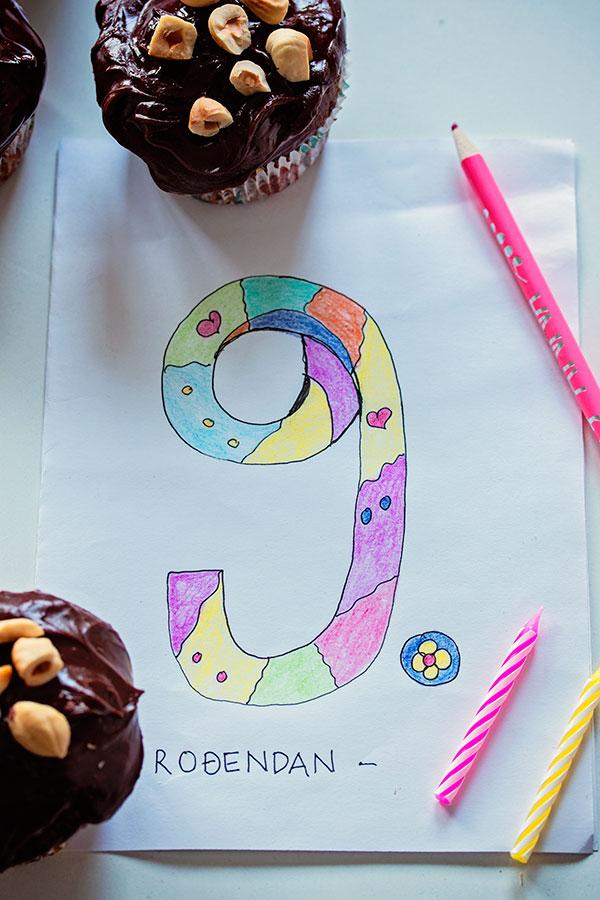 9. blogo rođendan
