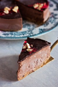 Sirova torta od lješnjaka i čokolade