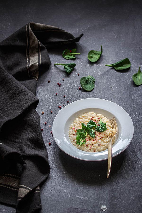 Rižos s mascarpone sirom