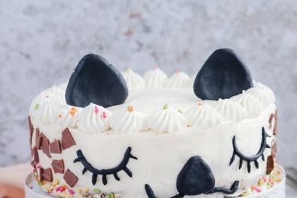 Dječja ZOO torta sa životinjskim carstvom