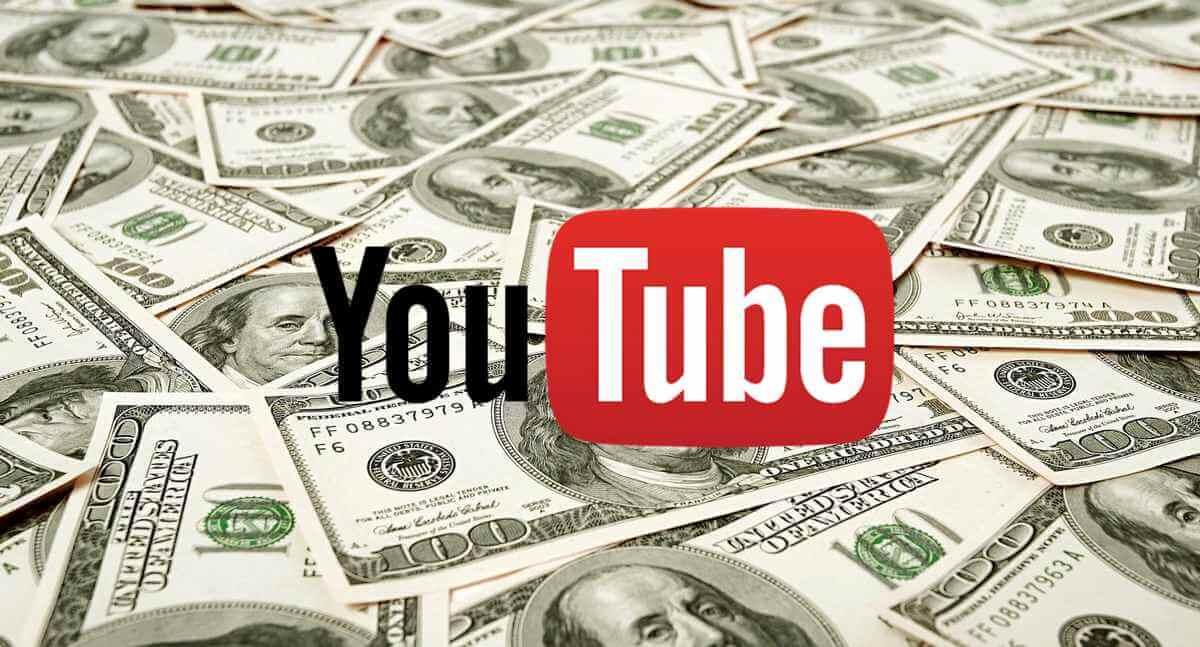dolar dari youtube