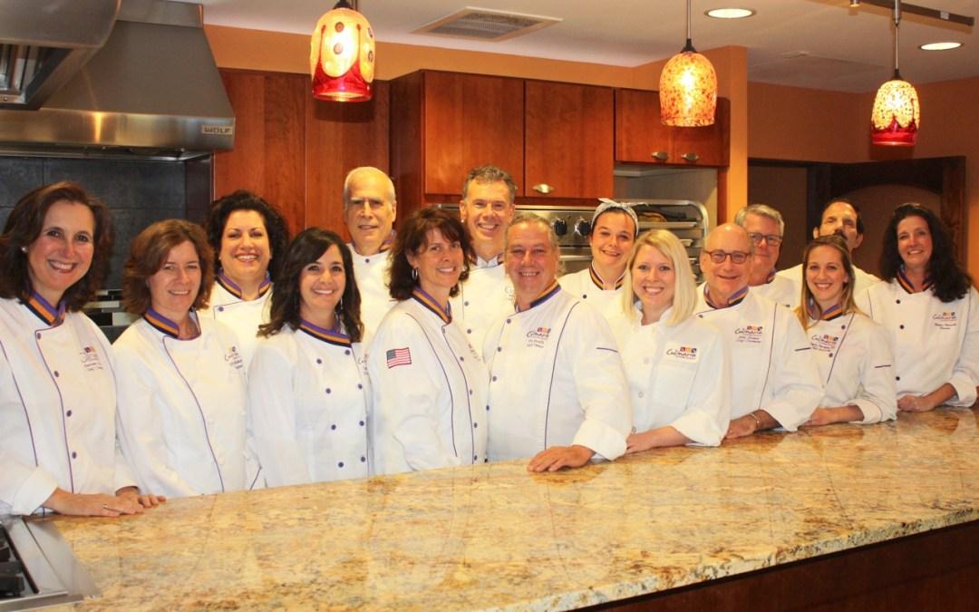 Meet the Chefs!