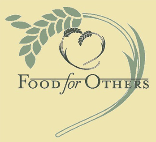 Food For Others – Food Drive