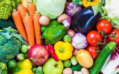 Couples Cooking: Eat More Vegetables