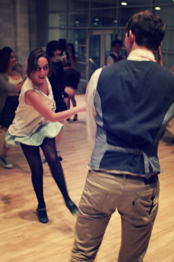 Culinarian was thrilled to team up with CU Swing Dancing!